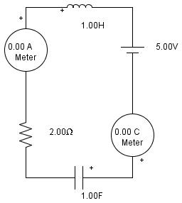 RCL Circuit Diagram